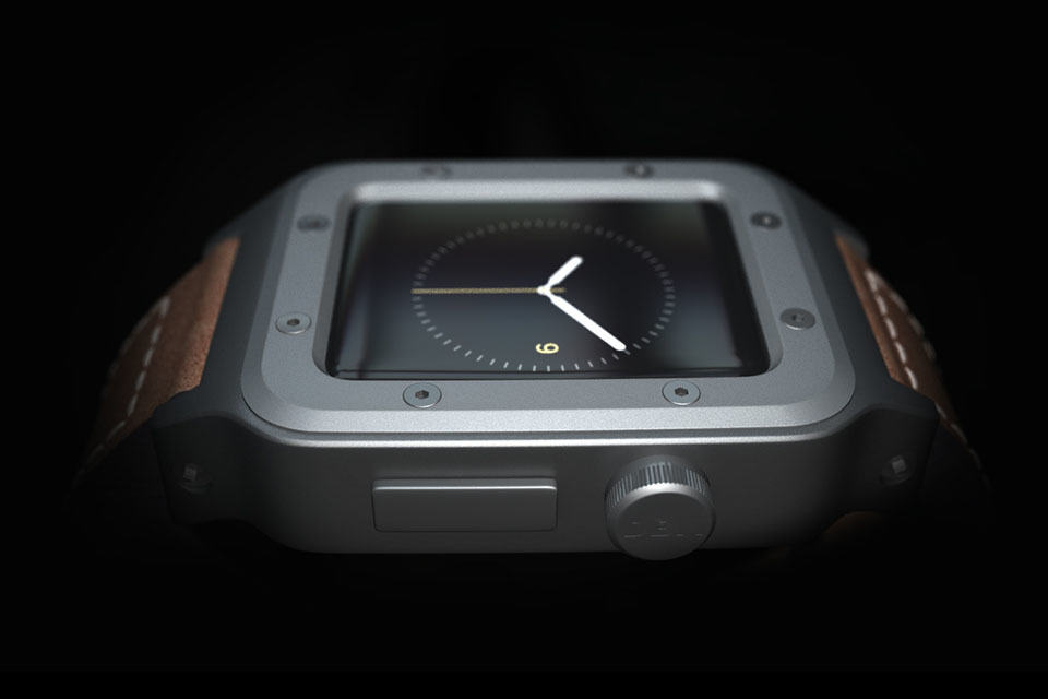 Designed By Many Announces Apple Watch Iphone Dock With