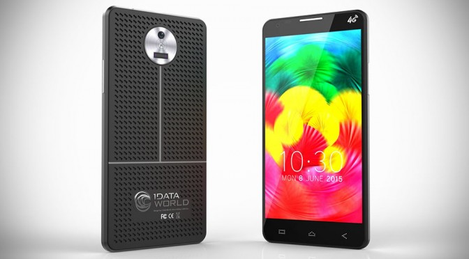 Cyberphone Secured Smartphone by 1DataWorld and Macate Group
