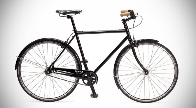 Detroit Arrow Bicycle by Shinola - Men's