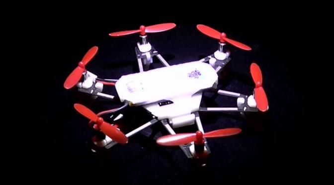 ELF 3D-VR Nano Drone