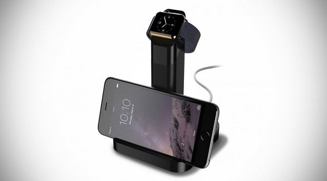 Griffin Introduces a Handsome Pedestal-style Dock for Apple Watch, Cost Just $29.99
