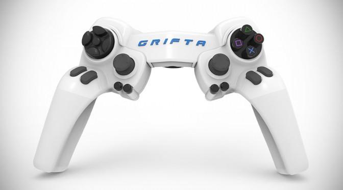 Grifta Morphing Gamepad