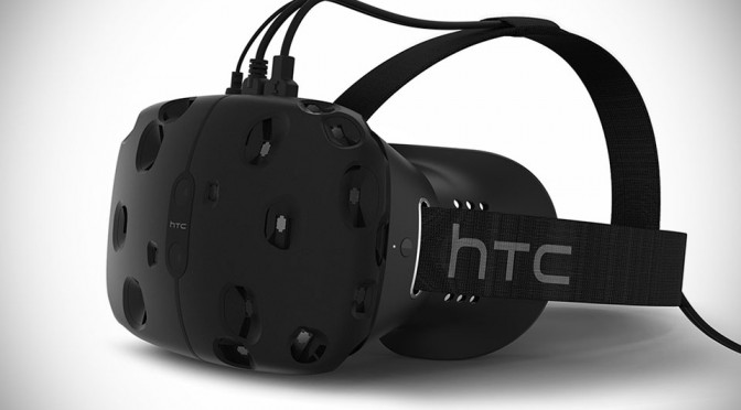 HTC Dives into Virtual Reality, Collaborates with Valve to Develop VR Headset