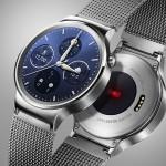 Huawei's First Smartwatch, Huawei Watch, is Probably the Least Geekiest Wearable of All