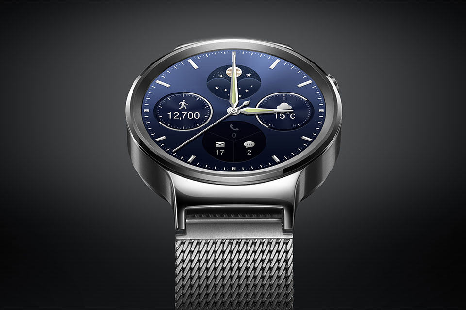 Huawei's First Smartwatch, Huawei Watch, is Probably the ...