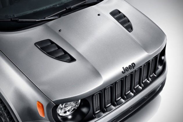 Jeep Renegade Hard Steel Concept