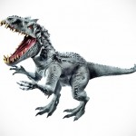 Official Images of Jurassic World Hasbro Toys Give You a Glimpse of What Dinosaurs to Expect