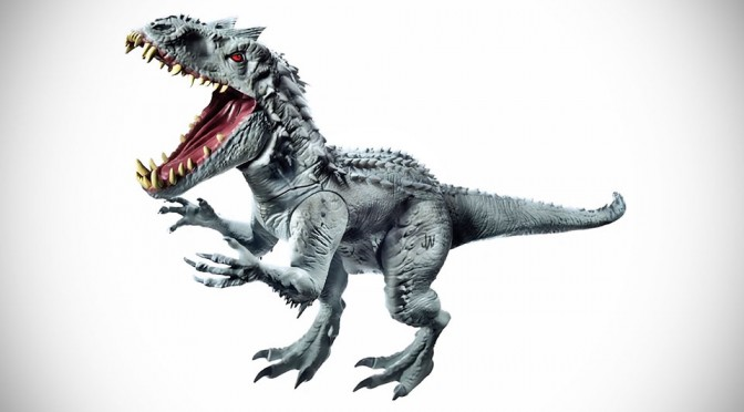Jurassic World Toys by Hasbro - Indominous Rex