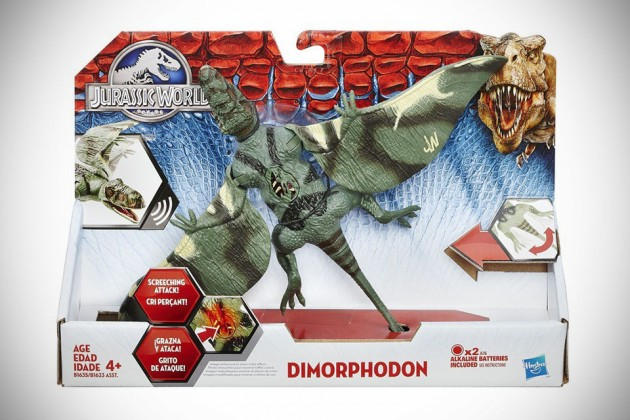 Jurassic World Toys by Hasbro