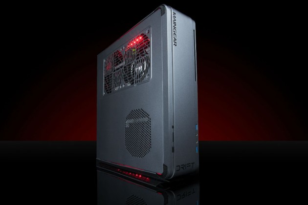 Maingear Drift Steam Machine and Gaming PC