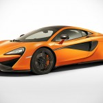 This is McLaren's 3.2 Seconds Baby Supercar, the 570PS 570S Coupe