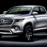 Mercedes-Benz Van is Tasked to Develop the Automaker's First Midsize Pickup Truck