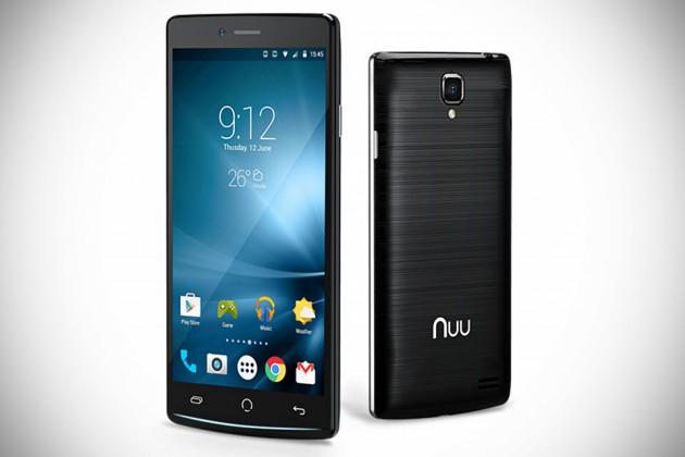 Nuu Z8 Smartphone
