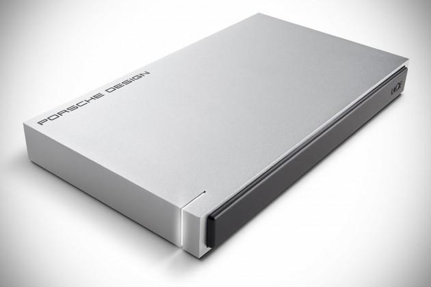 Porsche Design Mobile Drive with USB-C by LaCie