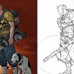 Artist Reimagines How Charlie Brown and Snoopy Would Look Like as Post-apocalyptic Survivors
