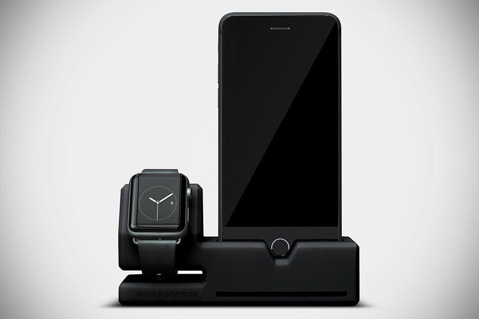 Iphone Ipad Apple Watch Charging Station