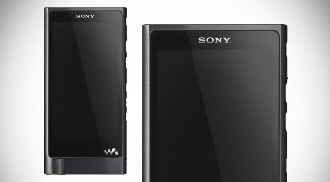 Sony Walkman NW-ZX2 Hi-Res Digital Music Player