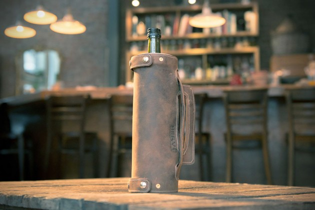 The Bottle Holder by Les Ateliers Hervé