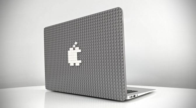 The Brik Case Customizable MacBook Case by Jolt Team