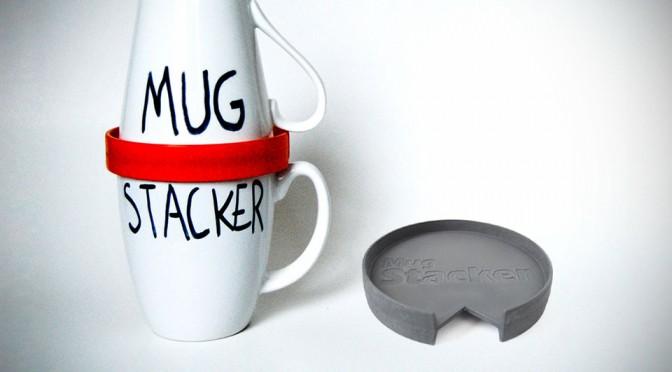 The Mug Stacker