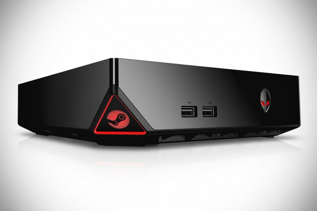 Valve at GDC 2015 - Alienware Steam Machine