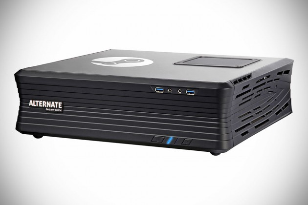 Valve at GDC 2015 - Alternate Steam Machine