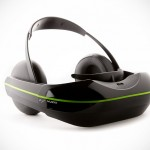 Vuzix Unveils iWear 720 Video Headphones with OSVR Support at 2015 Game Developers Conference