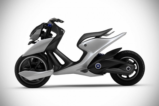 Yamaha 03GEN Concept Scooters image 3