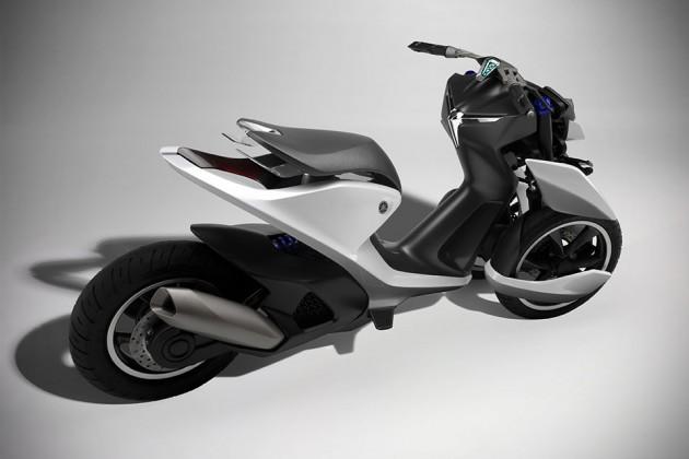 Yamaha 03GEN-f Concept Scooter