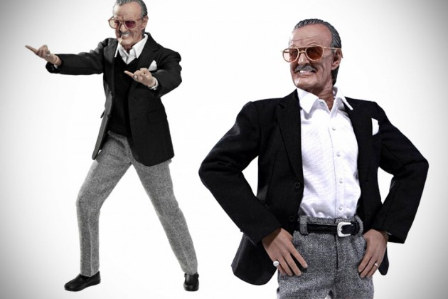 1/6 Scale Stan Lee Action Figure by Das Toyz