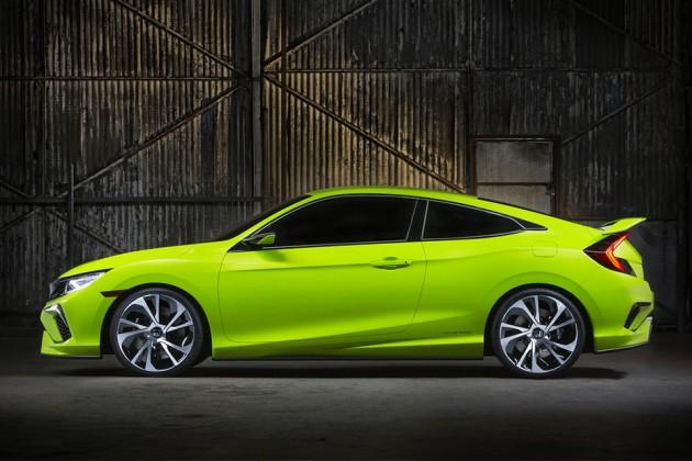 10th Generation Honda Civic Concept