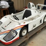 Super Rare 'Still-in-the-Box' Porsche 936 Go-Kart Replica Uncovered, Goes on the Block on eBay