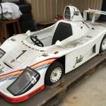 Super Rare 'Still-in-the-Box' Porsche 936 Go-Kart Replica Uncovered, Goes on the Block on eBay
