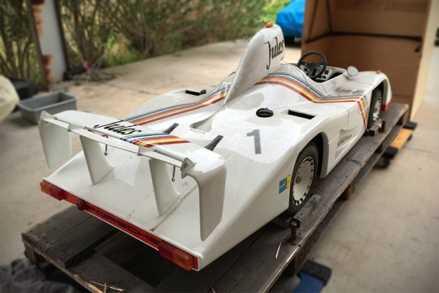 1900 Porsche 936 Junior 1/2 Scale Go-Kart Replica