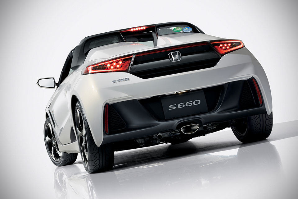 honda s tiny drop top sports car s660 is available now. Black Bedroom Furniture Sets. Home Design Ideas