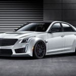 Hennessey Aims to Make 2016 HPE1000 Twin Turbo Cadillac CTS-V the World's Fastest 4-Door Sedan