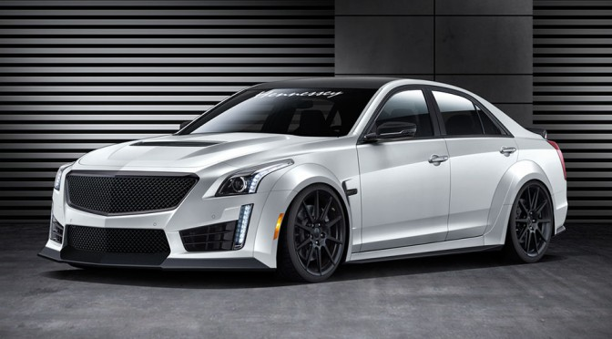 2016 HPE1000 Twin Turbo Cadillac CTS-V