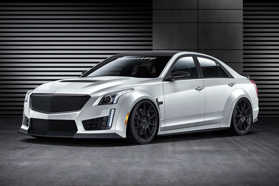 hennessey aims to make 2016 hpe1000 twin turbo cadillac. Black Bedroom Furniture Sets. Home Design Ideas