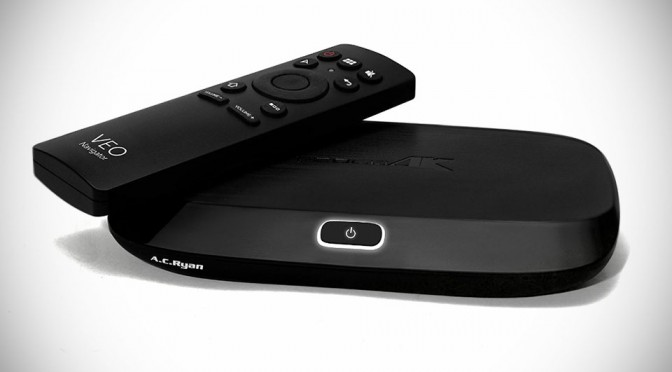 AC Ryan Veolo 4K Streaming Media Player now in U.S.