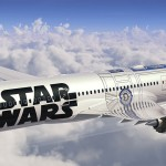 Soon, You Will Be Able to Fly in the Belly of R2-D2 on R2-D2-Decorated ANA 787-9 Dreamliner Jet