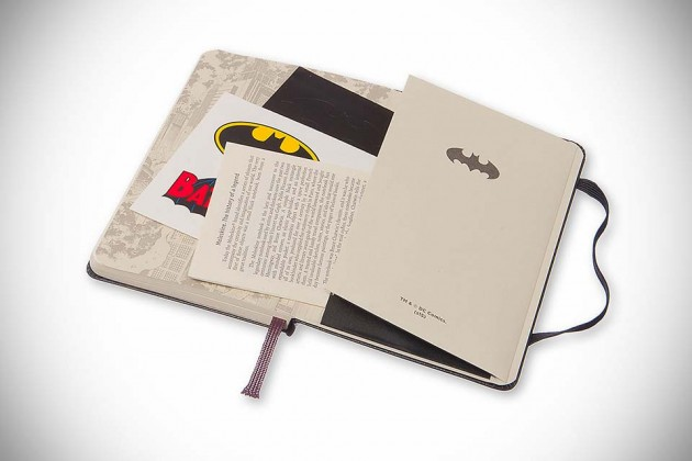 Batman Limited Edition Notebook by Moleskine