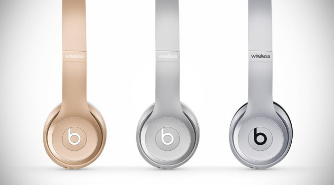 Beats Adds iPhone Shades to Solo2 Wireless Headphones, Still Cost $300