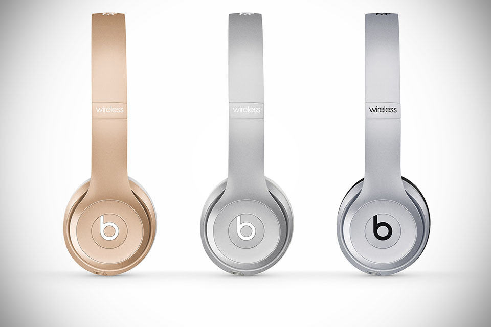 Beats Adds iPhone Shades to Solo2 Wireless Headphones ...