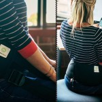 This Wearable is Your Sitting Posture Police, Training You to Sit Right