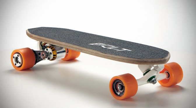 Bolt Electric Skateboard