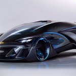 Chevrolet Autonomous Concept Car is as Futuristic as any Car Can Get