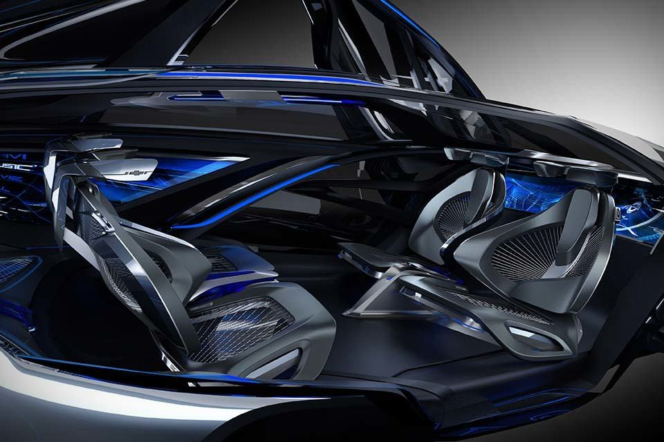 Chevrolet Autonomous Concept Car is as Futuristic as any ...