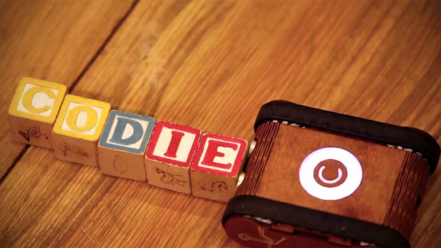 Codie Programmable Toy Robot
