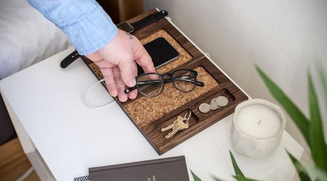 Composure Modular Gadget and Desktop Organizer