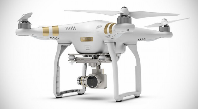 DJI Introduces Phantom 3, Comes Standard with Camera and Gimbal to Get You Started
